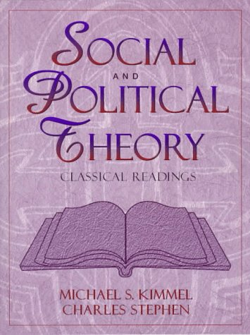 9780023640018: Social and Political Theory: Classical Readings