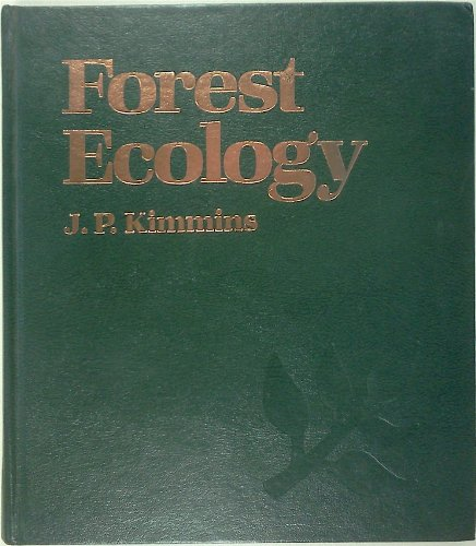 9780023640506: Forest Ecology