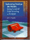 9780023644634: Engineering Drawings and Models Using Autocad Solid Modeling and Designer