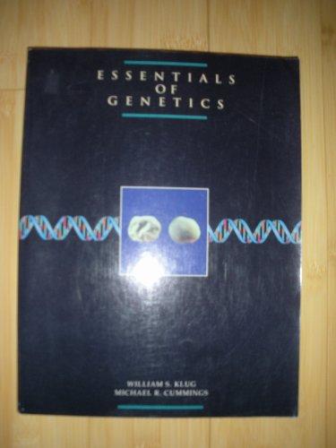 9780023647970: Essentials of Genetics