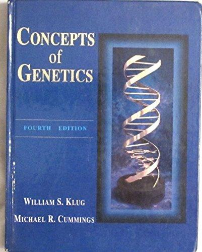 9780023648014: Concepts of Genetics