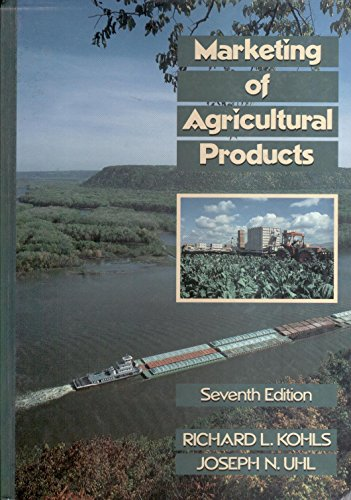 9780023656903: Marketing of Agricultural Products