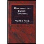 9780023660726: Understanding English Grammar
