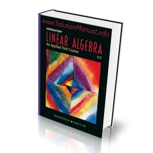 9780023660917: Introductory Linear Algebra with Applications