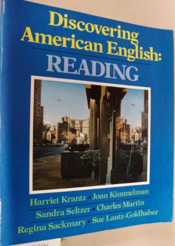 9780023661501: Discovering American English Reading