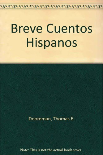 9780023661709: Breves cuentos hispanos