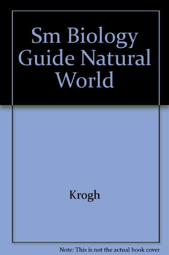 9780023668920: Sm Biology Guide Natural World