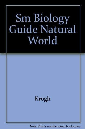 9780023668920: Sm Biology Guide Natural World
