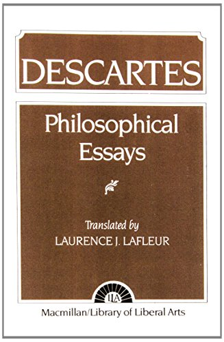 descartes discourse on method essays
