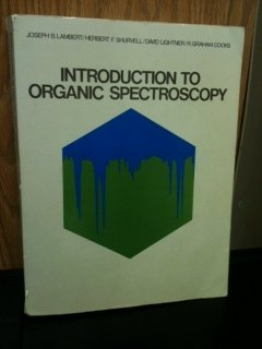 9780023673009: Introduction to Organic Spectroscopy