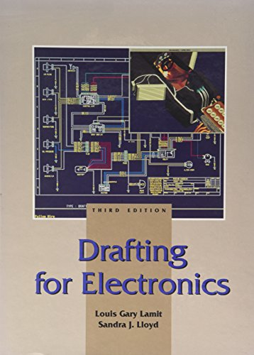 9780023673429: Drafting for Electronics
