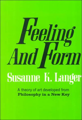 9780023675003: Feeling and Form