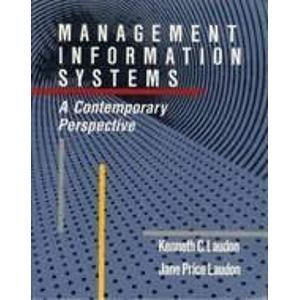 9780023681004: Management Information Systems: A Contemporary Perspective (Macmillan series in information systems)