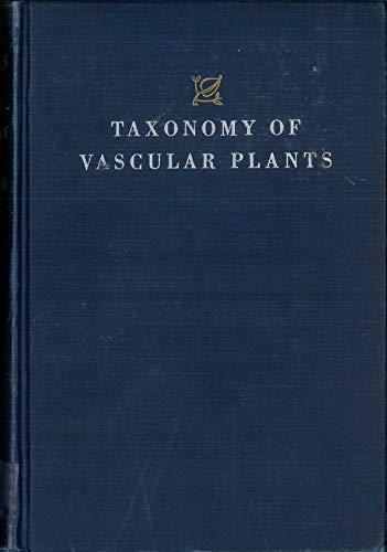 9780023681905: Taxonomy Vascular Plants