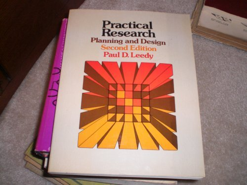 9780023692307: Practical Research: Planning and Design
