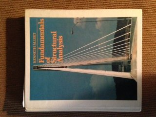 9780023694806: Fundamentals of Structural Analysis