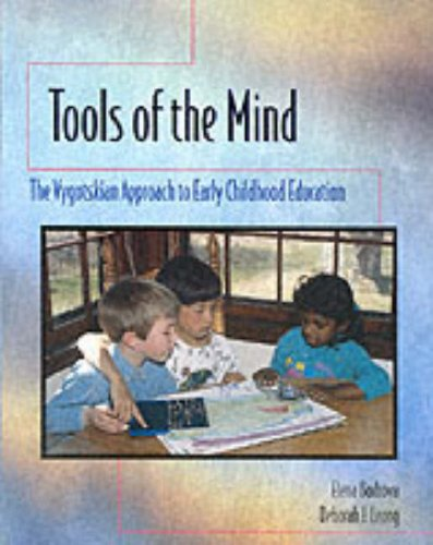 9780023698743: Tools of the Mind: The Vygotskian Approach to Early Childhood Education