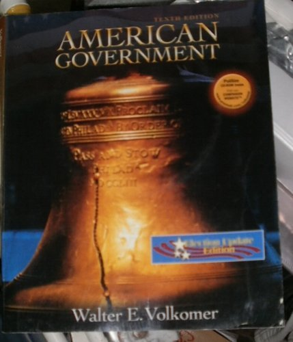 9780023703102: Introduction to American Government