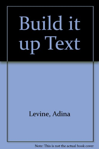9780023703607: Build it up Text