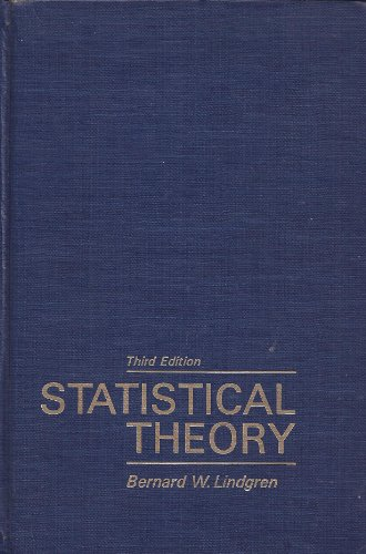 9780023708305: Statistical Theory