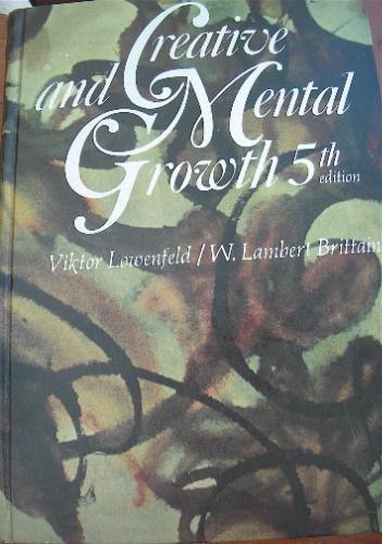 Creative and Mental Growth: W. Lambert Brittain;