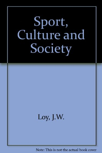 9780023721304: Sport, Culture and Society