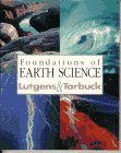 9780023728211: Foundations of Earth Science