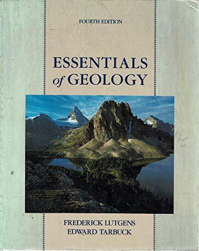 9780023728303: Essentials of Geology
