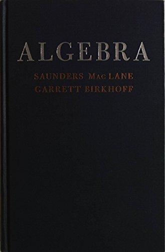 9780023743009: Algebra