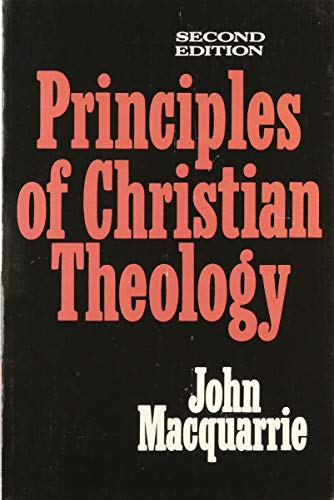 9780023745102: Principles of Christian Theology (2nd Edition)