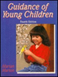 9780023760617: Guidance of Young Children