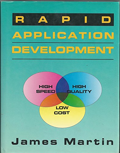 9780023767753: Rapid Application Development