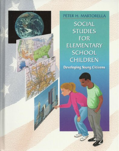 9780023767920: Social Studies for Elementary School Children: Developing Young Citizens
