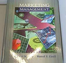 Marketing Management: J. Barry Mason;
