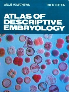 9780023771309: Atlas of Descriptive Embryology: Third Edition