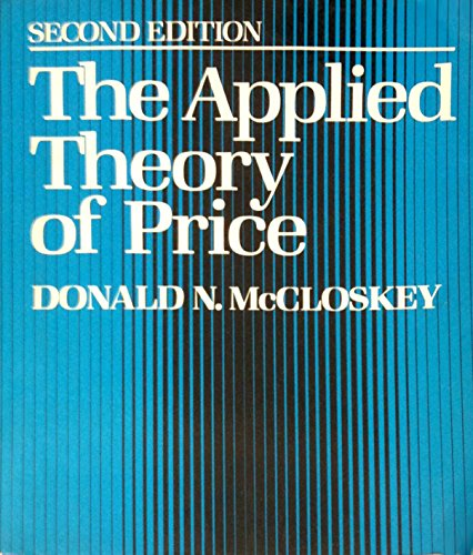 9780023785207: The Applied Theory of Price