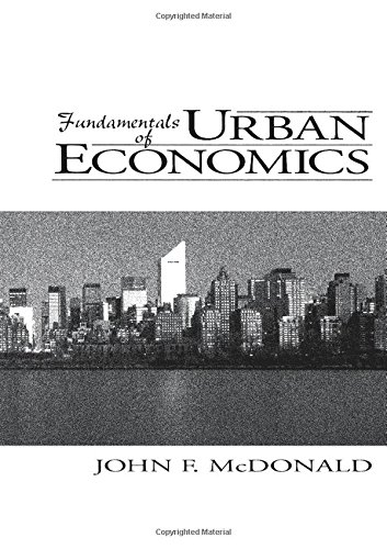 9780023788529: Fundamentals of Urban Economics