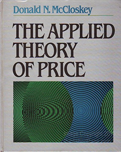 9780023794209: Applied Theory of Price