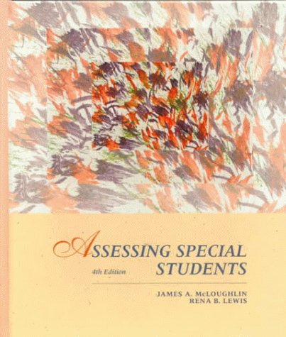 9780023794926: Assessing Special Students