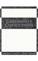 9780023797651: Community Corrections