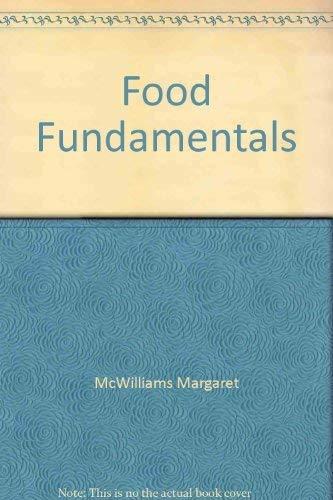 9780023797804: Food Fundamentals