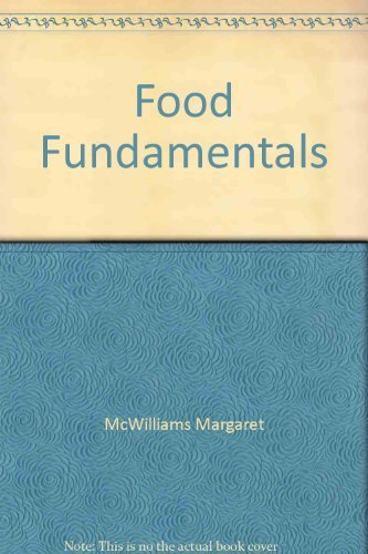 9780023797804: Food Fundamentals