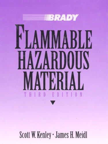 9780023801365: Flammable Hazardous Material (3rd Edition)