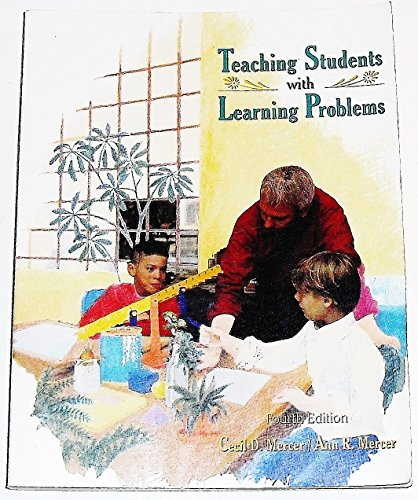 9780023805615: Teaching Students With Learning Problems