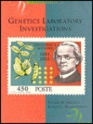9780023806018: Genetics Laboratory Investigations