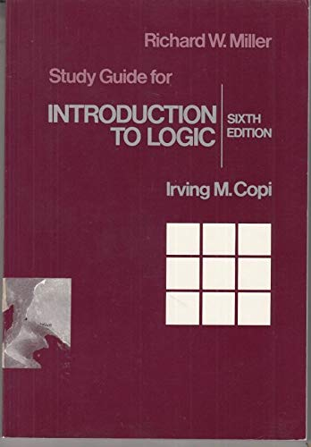 9780023811807: Introduction to Logic
