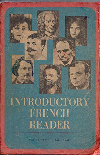 9780023814709: Introductory French Reader