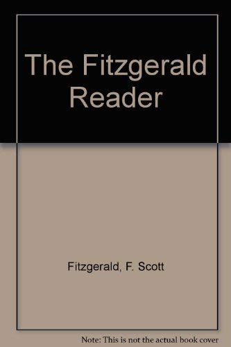 9780023818301: The Fitzgerald Reader