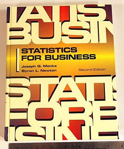 9780023820014: Statistics for Business
