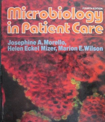 9780023835001: Microbiology in patient care